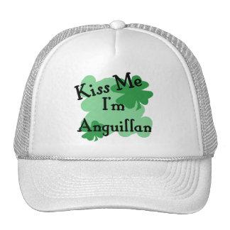 anguillan trucker hat