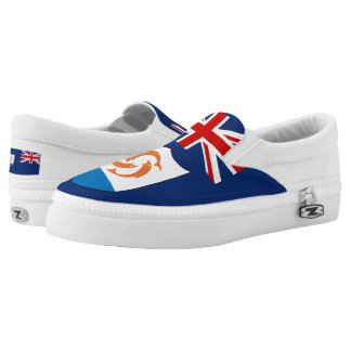 Anguillan Slip On Shoes