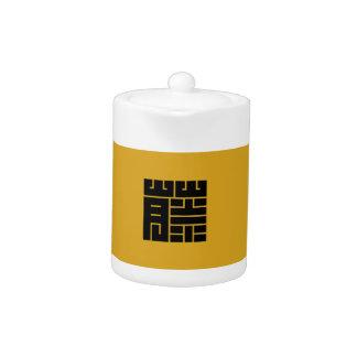 Angular letter of rattan (hu ji)