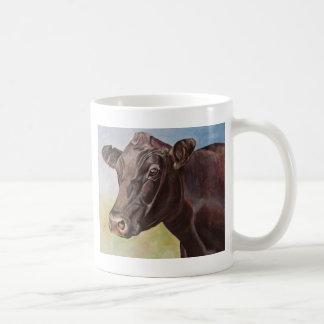 Angus Cow Called Dolly Coffee Mug