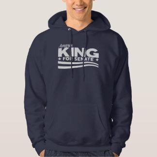 Angus King for Senate Hoodie