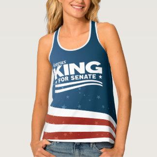 Angus King for Senate Singlet