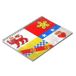 Angus Spiral Notebook