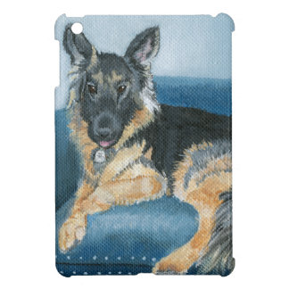 Angus the German Shepherd Case For The iPad Mini