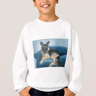 Angus the German Shepherd Sweatshirt