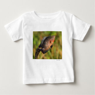 Anhinga and Fish Baby T-Shirt