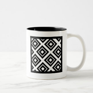 Ani Bere | Symbol of Diligence And Perseverance Two-Tone Coffee Mug