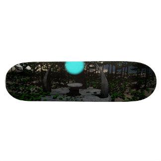 anicent altar 19.7 cm skateboard deck