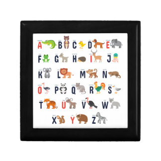 Animal ABCs - Alphabet Gift Box