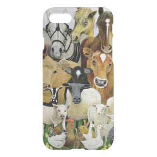 Animal Allsorts iPhone 7 Case