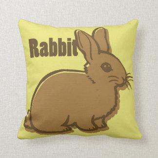 Animal Alphabet - Rabbit Cushion