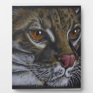 Animal Art Plaque
