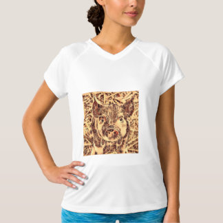 Animal ArtsStudio- amazing piglet T-Shirt