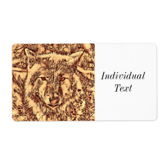 Animal ArtsStudio- amazing wolf