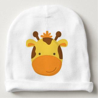 animal baby beanie