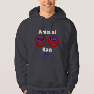 Animal Ban 2016 Hoodie