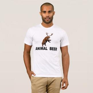 Animal Beer T-Shirt