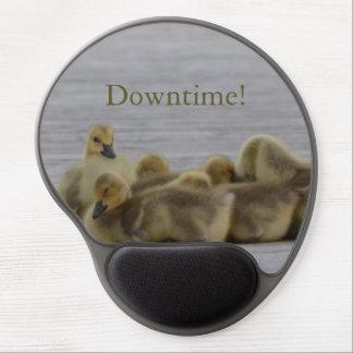 Animal Bird Canada Geese Gel Mouse Pad
