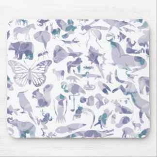 animal box wv mouse pad
