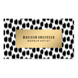 Animal Chic   Business Cards