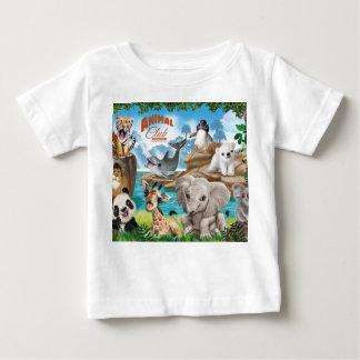 Animal Club Baby T-Shirt