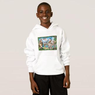 Animal Club Kids Sweatshirt