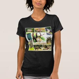 Animal Collage T-Shirt