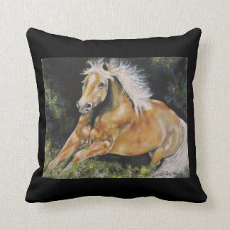 Animal Collection - Wild Mustang Pillow Cushions