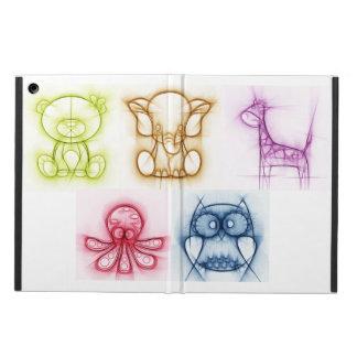 Animal Colors iPad Air Case
