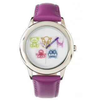 Animal Colors Watch
