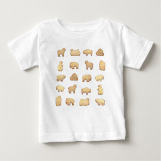 Animal Crackers Baby T-Shirt