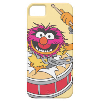 Animal Crashing Through Drums Case For The iPhone 5