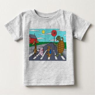 Animal Crosswalk T-Shirt 4