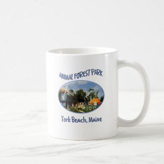 Animal Forest Park Mugs