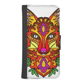 Animal Fox iPhone SE/5/5s Wallet Case