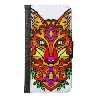Animal Fox Samsung Galaxy S6 Wallet Case