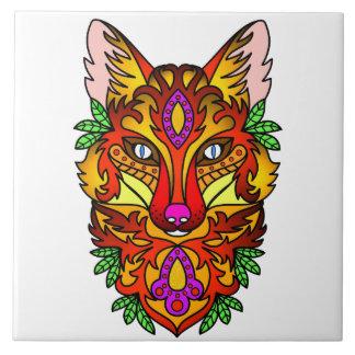 Animal Fox Tile