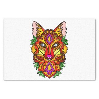 Animal Fox Tissue Paper