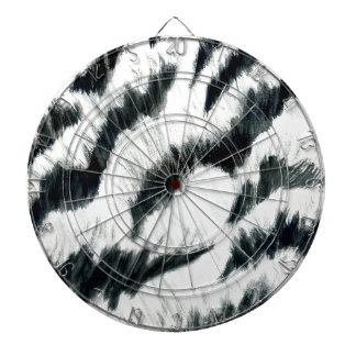 Animal Fur Art 4 Dartboard