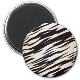Animal Geometrics 6 Cm Round Magnet