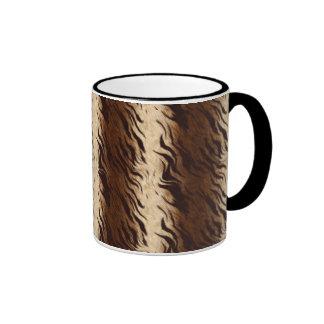 Animal Geometrics Coffee Mugs