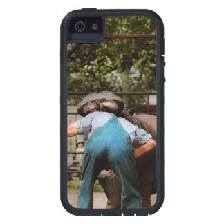 Animal - Hippo - Stupid human tricks 1910 iPhone 5 Cover