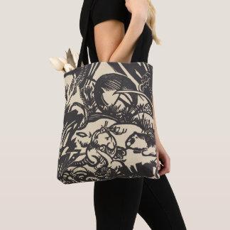 Animal Legend Tierlegende Tote Bag