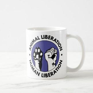 Animal Lib Human Lib Mug
