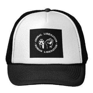 Animal Liberation Human Liberation Cap