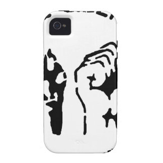 Animal LIberation - Human Liberation iPhone 4 Case