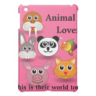 Animal Lover iPad Mini Cases