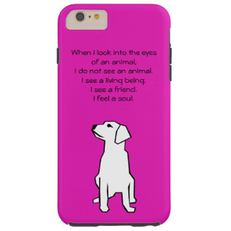 Animal Lover iPhone 6 Plus Case