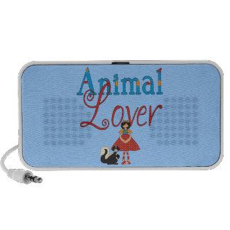 Animal Lover iPod Speaker