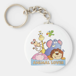 Animal Lover Keychain
